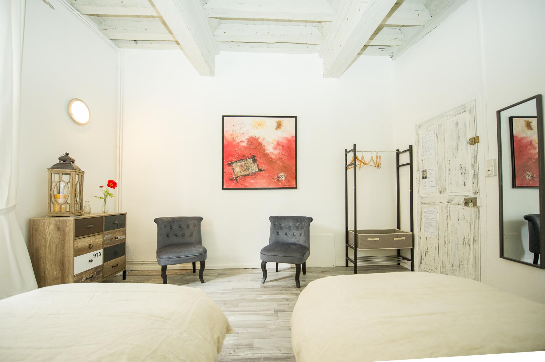 chambre Gauguin pour 2 personnes
